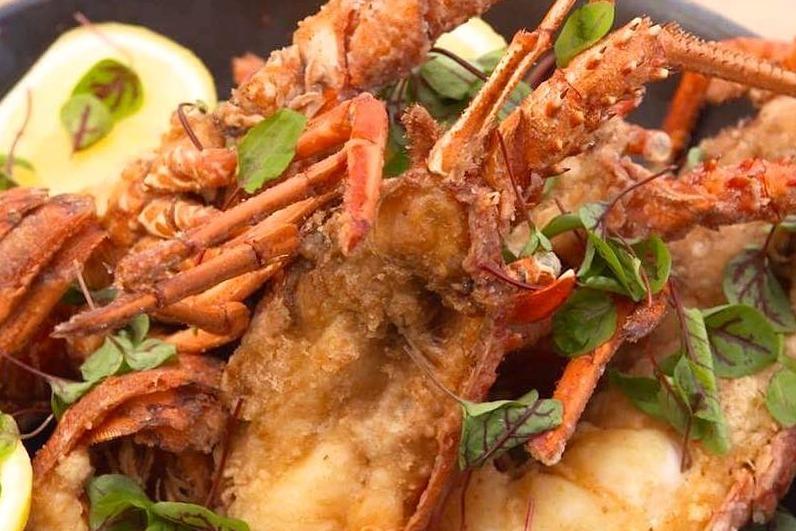 Cumin salted Lobster