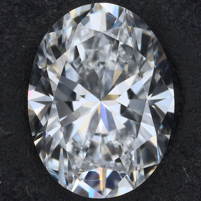 2.00ct Lab Grown I SI1 Round Brilliant Cut Diamond