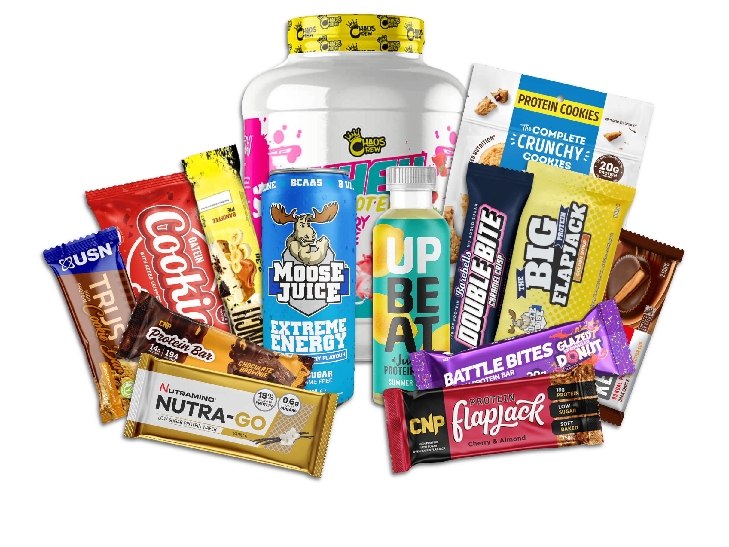 Premium Protein Subscription Box