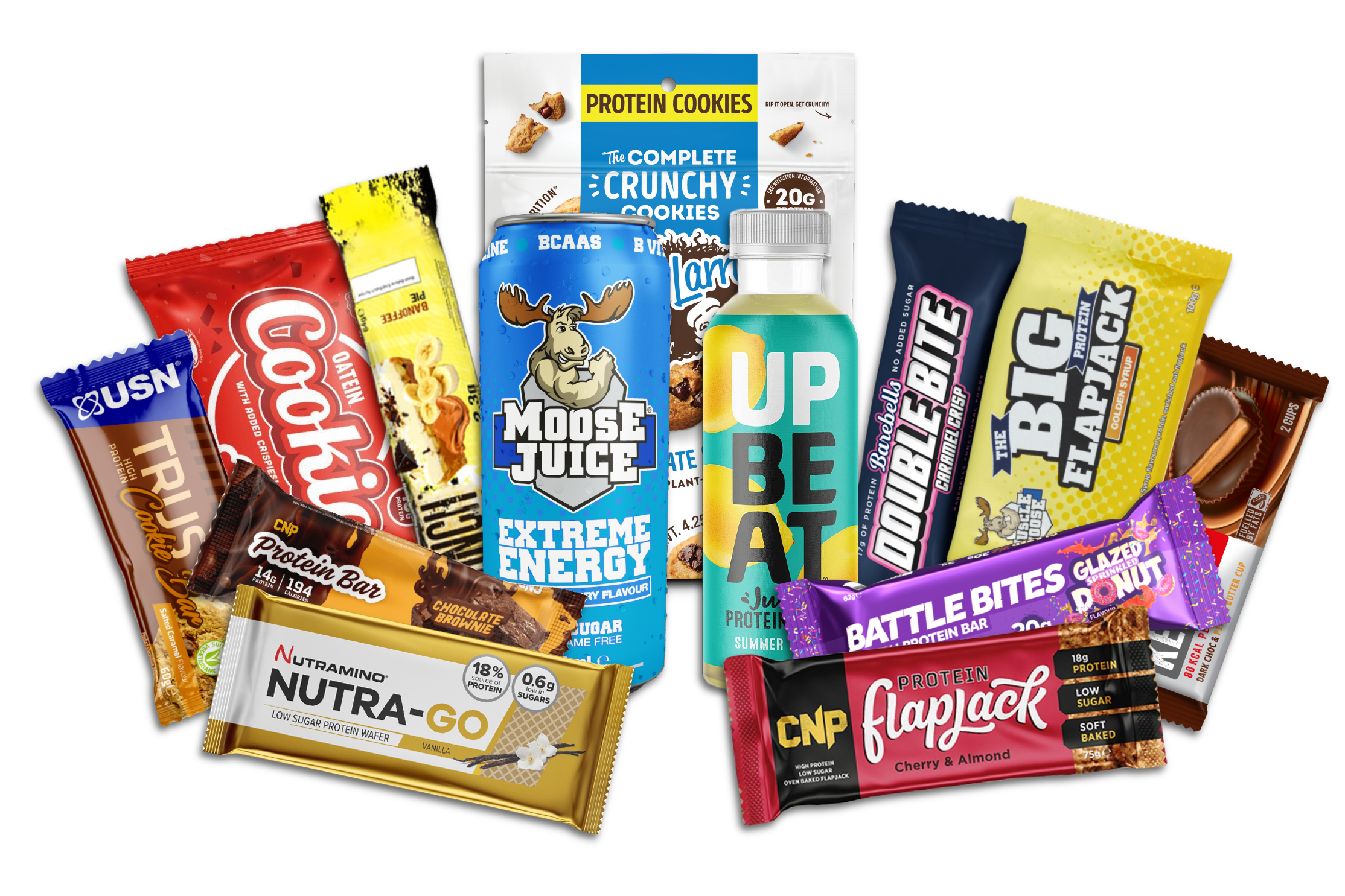 Standard Protein Subscription Box