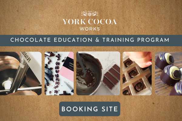Chocolate Workshop Booking Site