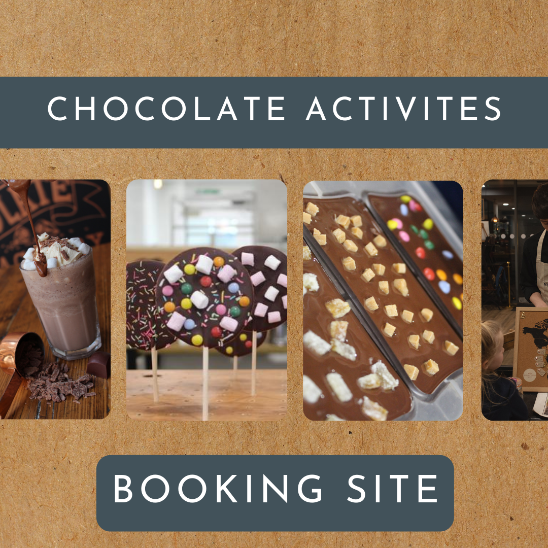 Chocolate Activities Booking Site