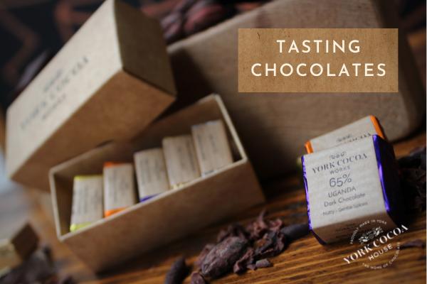 Tasting Chocolates