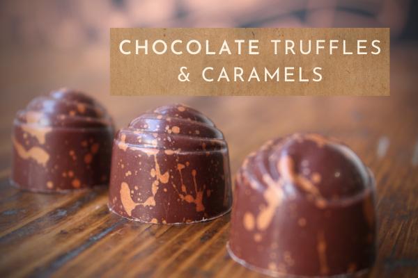 Chocolate Truffles & Caramels