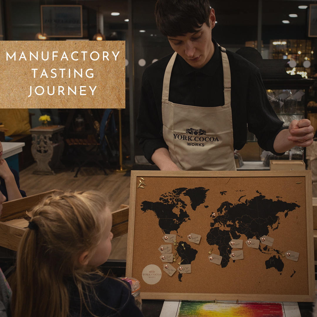 Chocolate Manufactory Tasting Journey