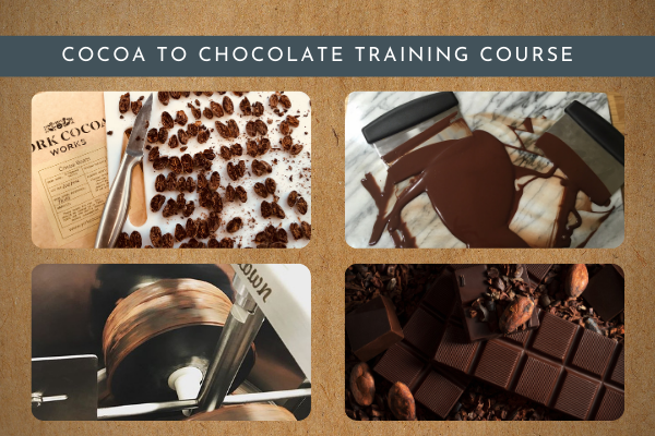 Visit our forthcoming Chocolate Education and Training Program