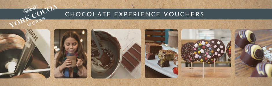 Chocolate Gift Vouchers