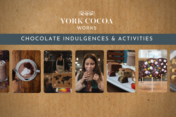 Chocolate Indulgences and Activities Site