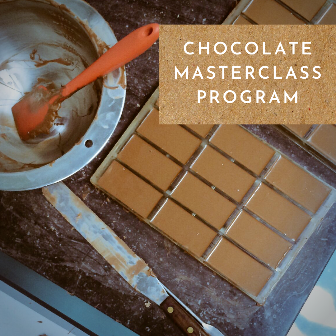 Chocolate Masterclass Program
