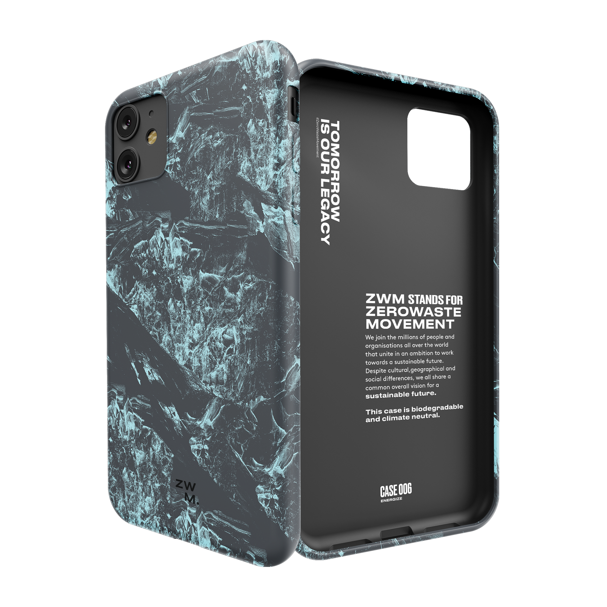 Eco friendly phone case for iPhone 11 - Energize